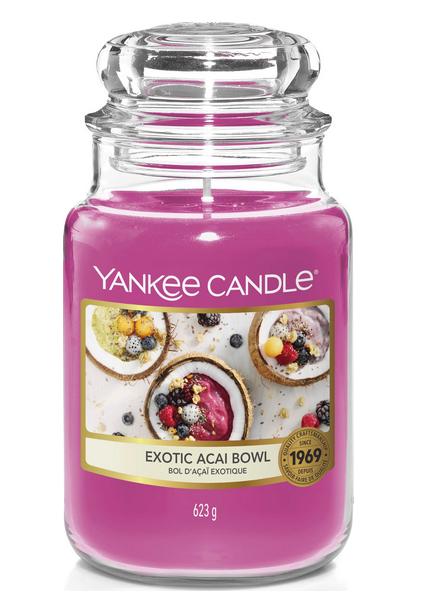 Yankee Candle Exotic Acai Bowl Large Jar