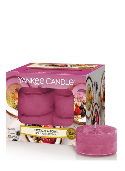 Yankee Candle Exotic Acai Bowl Theelichten