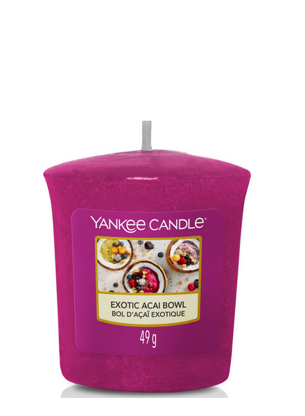 Yankee Candle Exotic Acai Bowl Votive