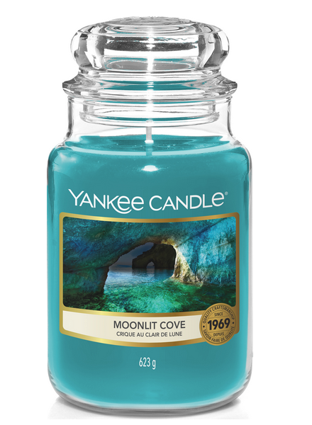 Yankee Candle Moonlit Cove Large Jar