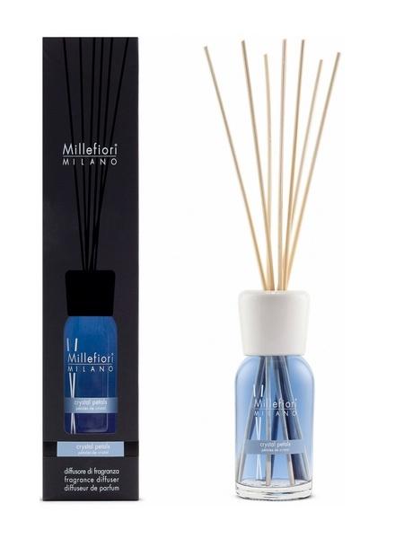 Millefiori Milano  Millefiori Milano Crystal Petals Geurstokjes Natural 100 ml