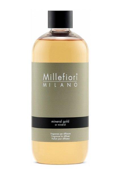 Millefiori Milano  Millefiori Mineral Gold Navulling 500 ml