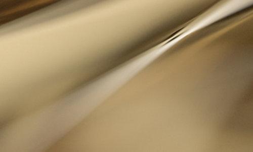 Millefiori Mineral Gold