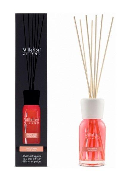 Millefiori Milano  Millefiori Almond Blush Geurstokjes 100 ml
