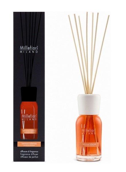 Millefiori Milano  Millefiori Luminous Tuberose Geurstokjes 100 ml