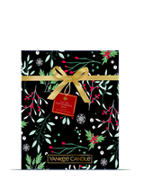 Yankee Candle Countdown to Christmas Advent Calender Book 2021
