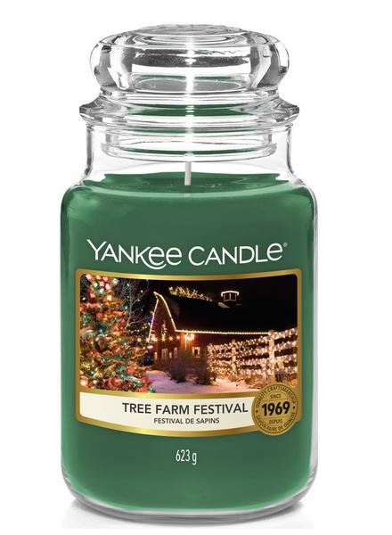Yankee Candle Tree Farm Festival Large Jar