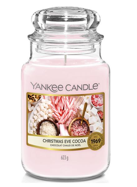 Yankee Candle Christmas Eve Cocoa Large Jar