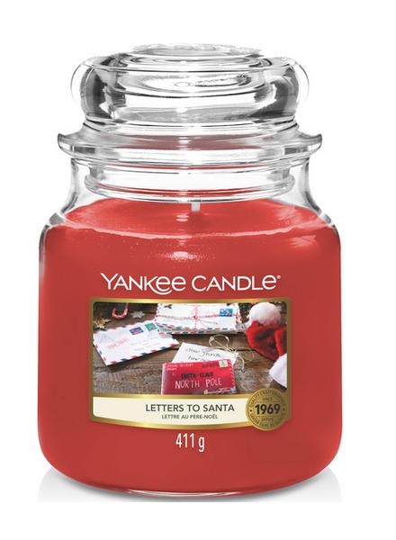 Yankee Candle Letters to Santa Medium Jar