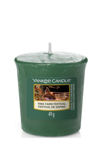Yankee Candle Tree Farm Festival Votive