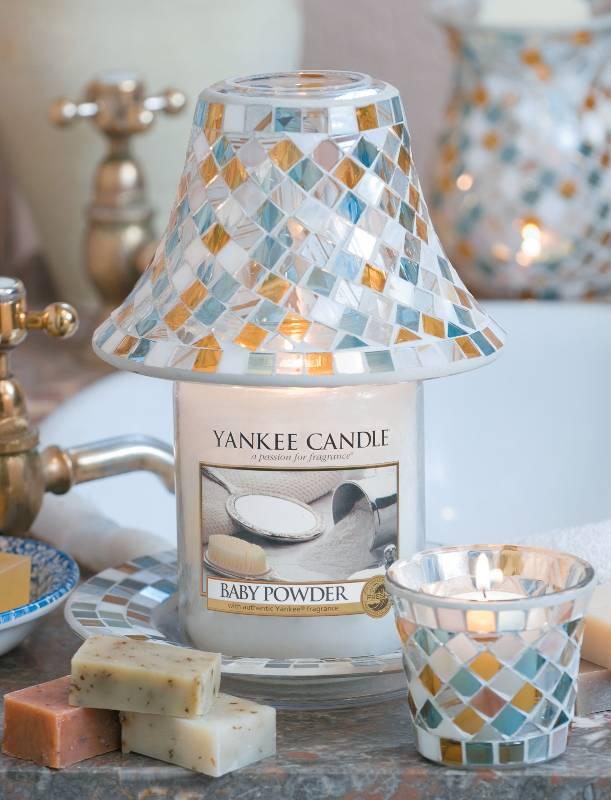 Yankee Candle Yanke Candle Baby Powder Large Jar