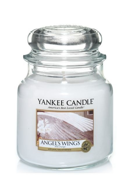 Yankee Candle Angels Wings Medium Jar