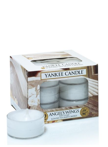 Yankee Candle Yankee Candle Angels Wings Theelichten