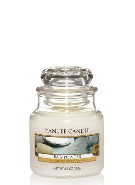 Yankee Candle Yankee Candle Baby Powder Small Jar