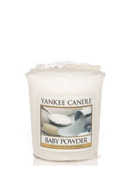 Yankee Candle Yankee Candle Baby Powder Votive