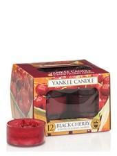 Yankee Candle Black Cherry Theelichten