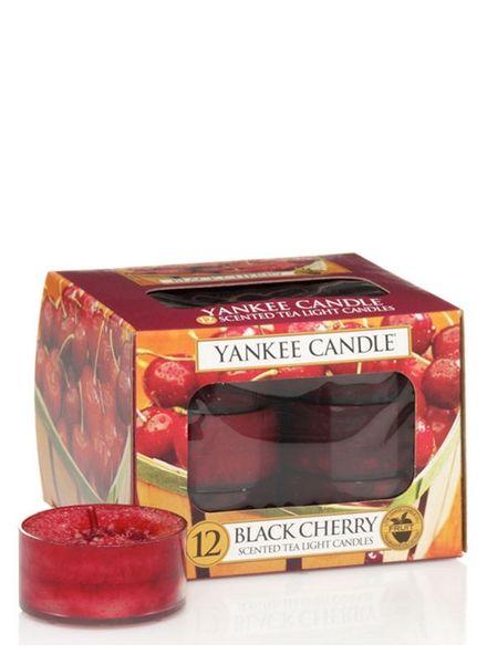 Yankee Candle Yankee Candle Black Cherry Theelichten
