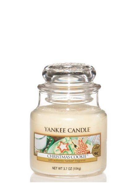 Yankee Candle Yankee Candle Christmas Cookie Small Jar