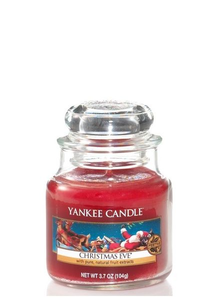 Yankee Candle Yankee Candle Christmas Eve Small Jar