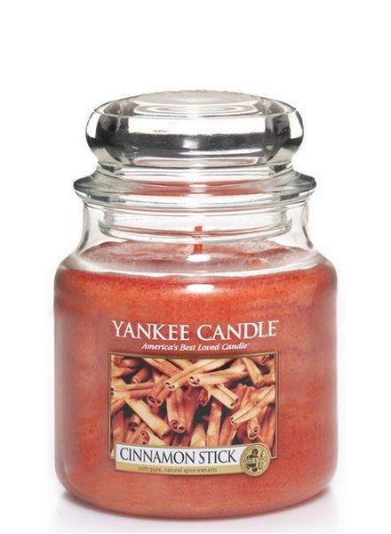 Yankee Candle Cinnamon Stick Medium Jar