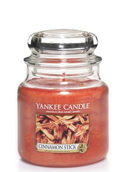 Yankee Candle Yankee Candle Cinnamon Stick Medium Jar