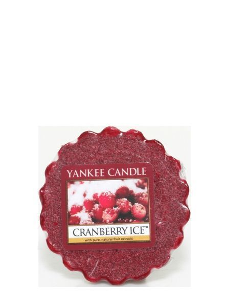 Yankee Candle Cranberry Ice Tart