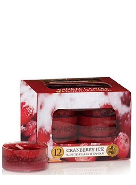 Yankee Candle Yankee Candle Cranberry Ice Theelichten