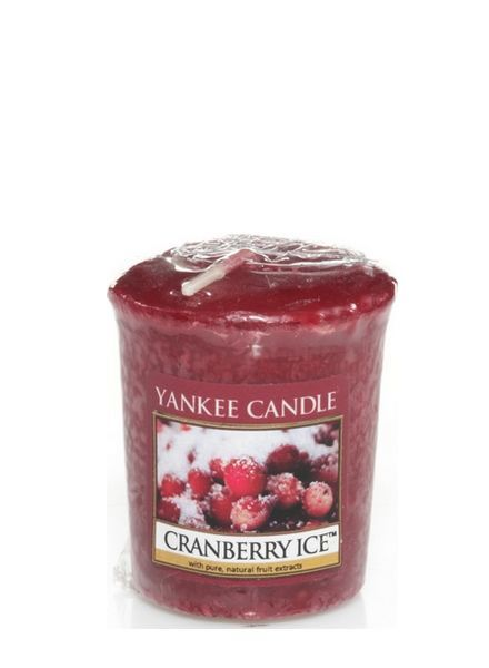 Yankee Candle Cranberry Ice Votive
