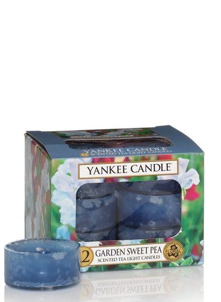 Yankee Candle Yankee Candle Garden Sweet Pea Theelichten