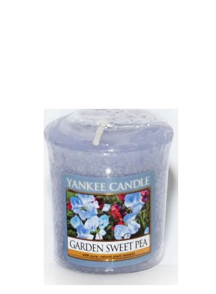 Yankee Candle Yankee Candle Garden Sweet Pea Votive