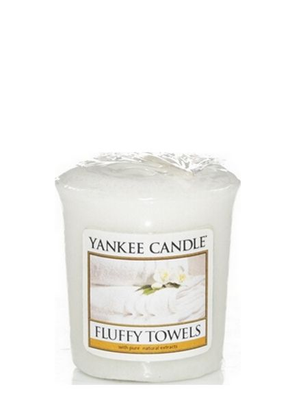 Yankee Candle Yankee Candle Fluffy Towels Votive