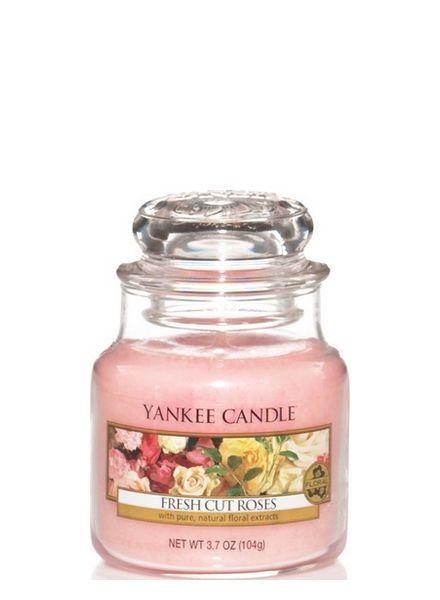 Yankee Candle Fresh Cut Roses Small Jar