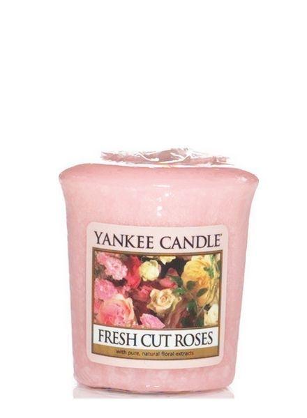 Yankee Candle Fresh Cut Roses Votive