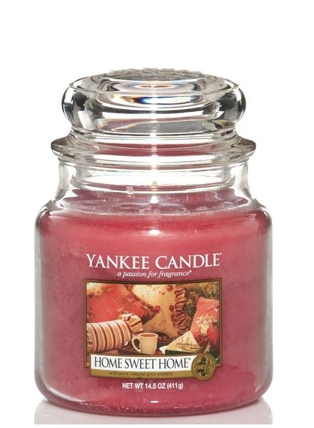 Yankee Candle Yankee Candle Home Sweet Home Medium Jar