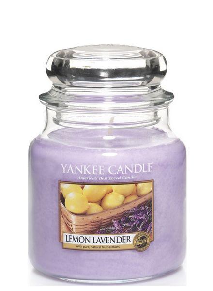 Yankee Candle Yankee Candle Lemon Lavender Medium Jar