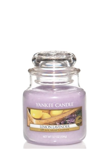 Yankee Candle Yankee Candle Lemon Lavender Small Jar