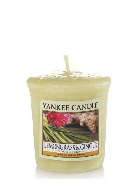 Yankee Candle Lemongrass & Ginger Votive