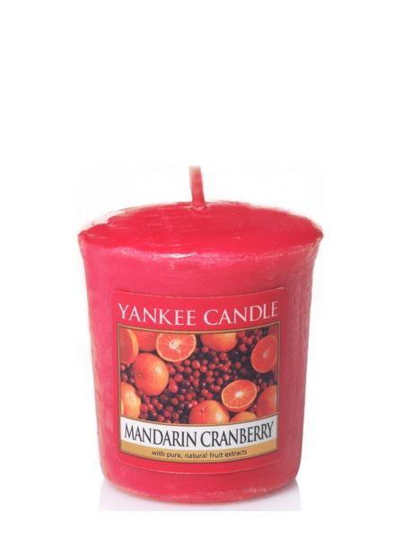 Yankee Candle Yankee Candle Mandarin Cranberry Votive