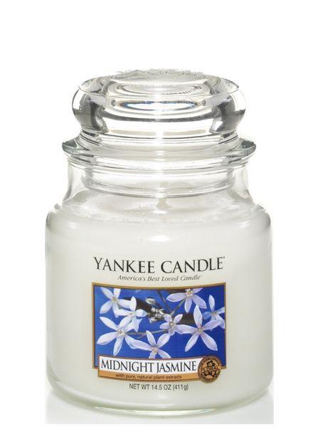 Yankee Candle Yankee Candle Midnight Jasmine Medium Jar