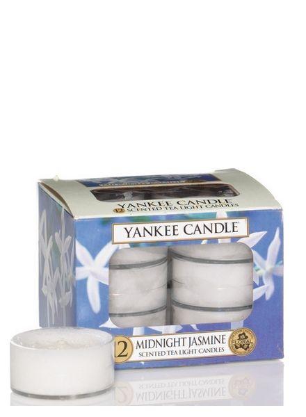 Yankee Candle Yankee Candle Midnight Jasmine Theelichten