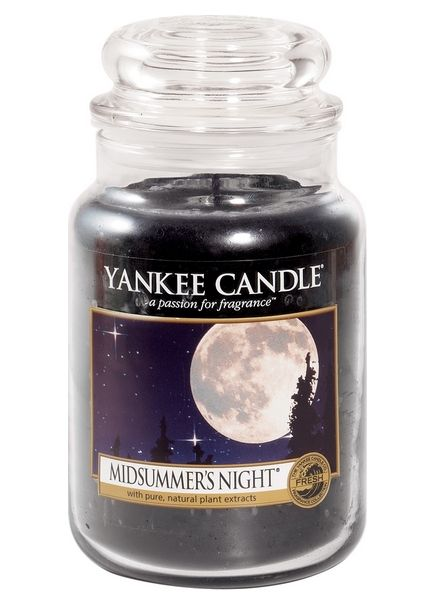 Yankee Candle Yanke Candle Midsummers Night Large Jar
