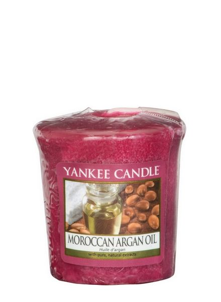 Yankee Candle Yankee Candle Moroccan Argan Oil Votive
