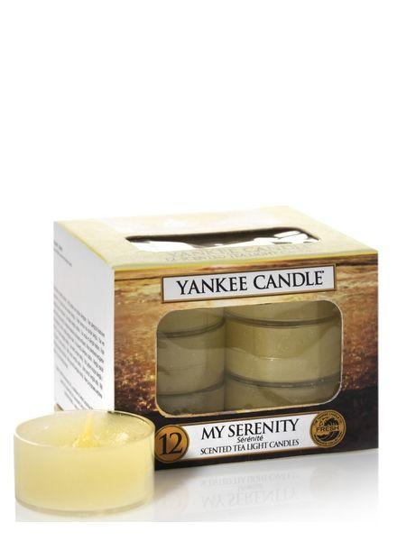 Yankee Candle Yankee Candle My Serenity Theelichten