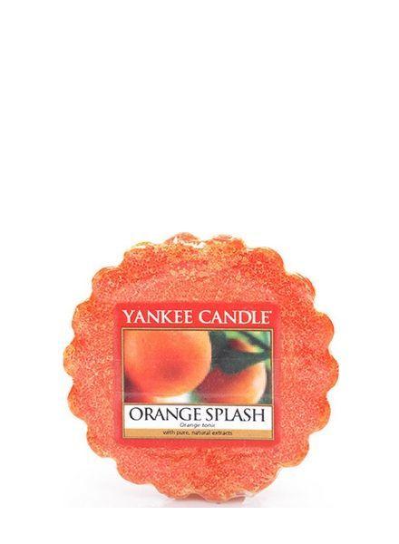 Yankee Candle Orange Splash Tart