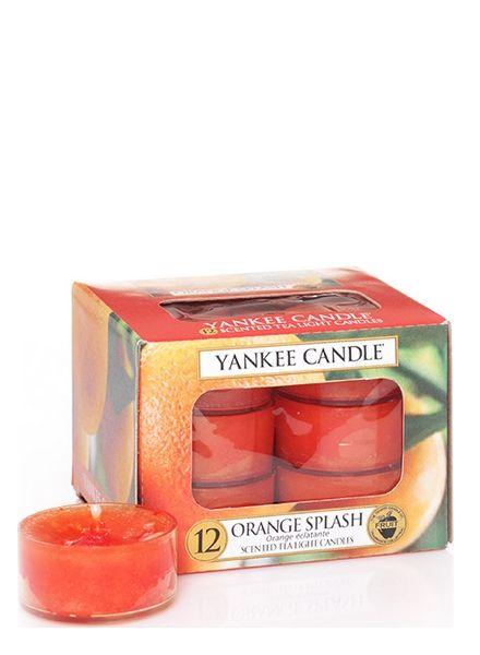 Yankee Candle Yankee Candle Orange Splash Theelichten