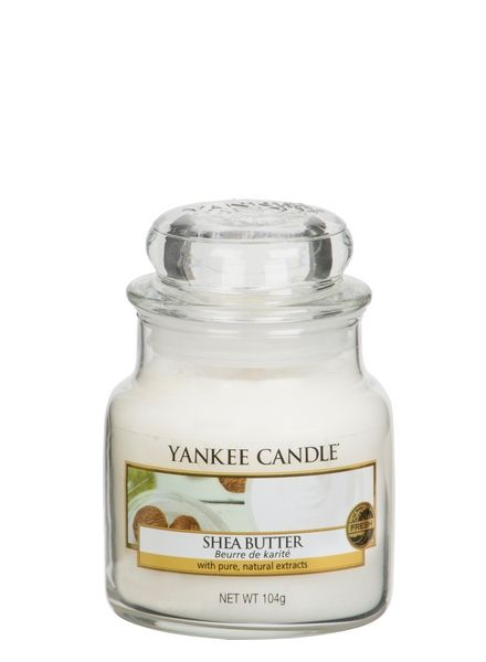 Yankee Candle Yankee Candle Shea Butter Small Jar