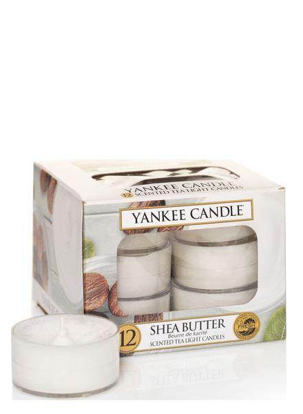 Yankee Candle Yankee Candle Shea Butter Theelichten