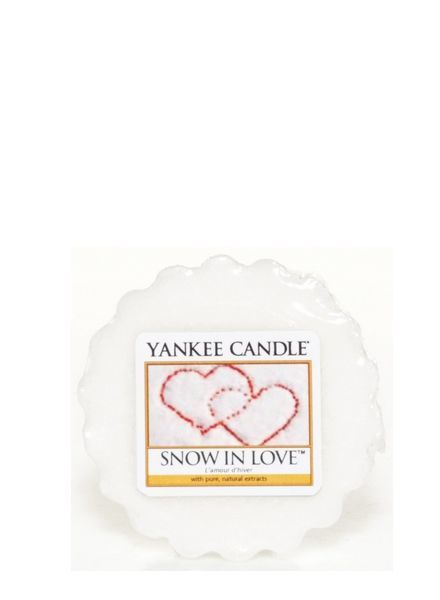 Yankee Candle Snow In Love Tart