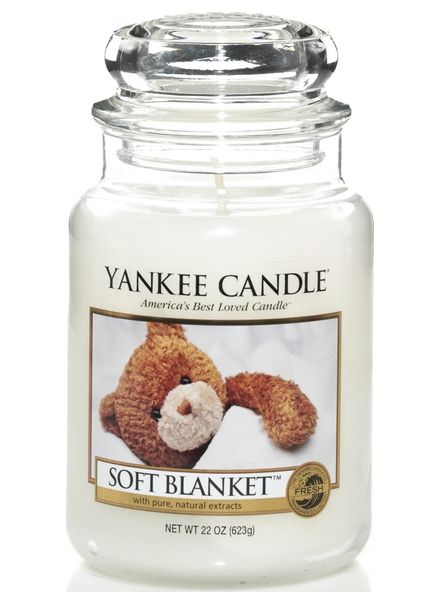 Yankee Candle Yanke Candle Soft Blanket Large Jar