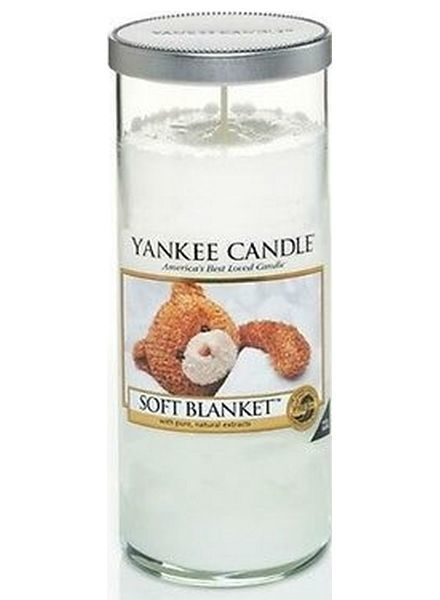 Yankee Candle Soft Blanket Large Pillar